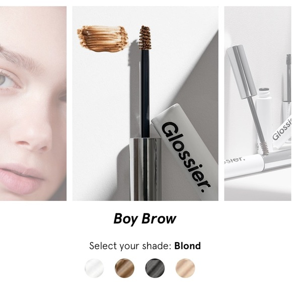 Bildresultat för glossier boy brow brown